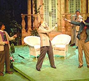 TRI-STATE ACTORS THEATER ANNOUNCES 2008 SEASON