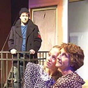 TRI-STATE ACTORS THEATER PRESENTS  THE GLASS MENAGERIE