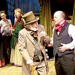 RICH AND VIBRANT VERSION OF DICKENS' 'A CHRISTMAS CAROL'