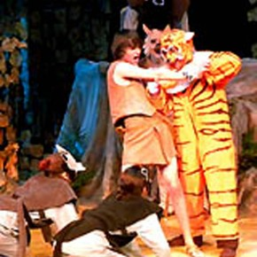 Tri-State keeps theater alive . . .Tigers, bears and interns—OH MY!