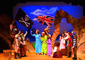 2014-15 Youth Acting Company perform  THE PIRATES OF PENZANCE