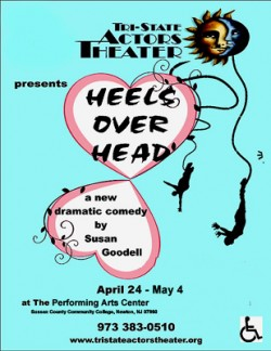 Jumping into Spring:Tri-State presents HEELS OVER HEAD--Bungee Loveeeee.....