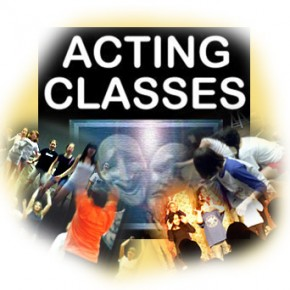 Winter Acting Classes Begin in February!