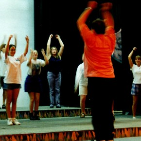 Spring Acting Classes Begin in April--