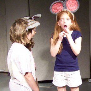 TRI-STATE THEATER'S SUMMER THEATER CAMP FOR CHILDREN--