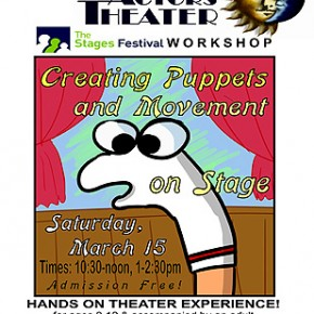 Tri-State Stages Festival: Fun On Stage for Children--3/15
