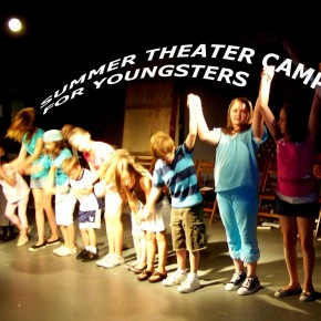 Summer Theater Camp for Kids....June 29-July 3