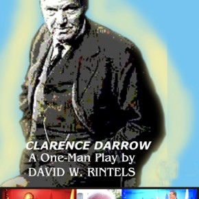 Tri-State Actors presents CLARENCE DARROW, a One-Man Play