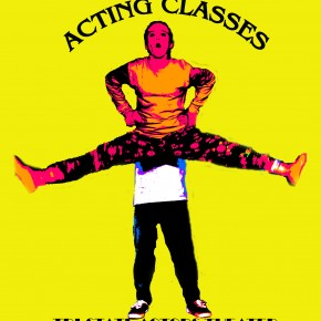 Spring Acting Classes Begin Mid-April ---- Registering Now!