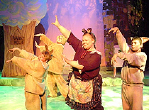 View the album Winnie the Pooh, the Musical